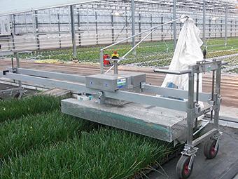 Stutzgestell für EazyCut Schneidemaschine - Höhenverstellung