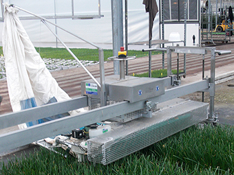 Stutzgestell für EazyCut Schneidemaschine - verfahrbar